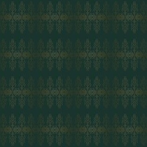 esprit lattice emerald ditsy