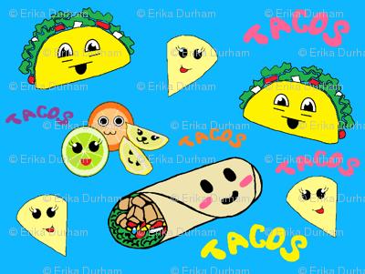 Kawaii Tacos