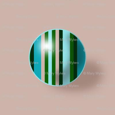 BNS8 - Small Striped Polkadots on Mauve Pastel