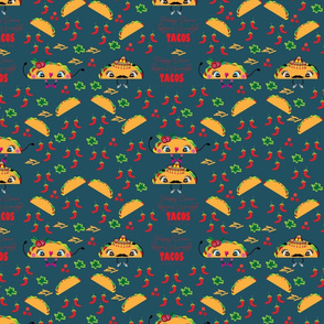 Happy  Dance 4 Tacos small print