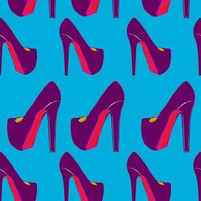 pop life heels