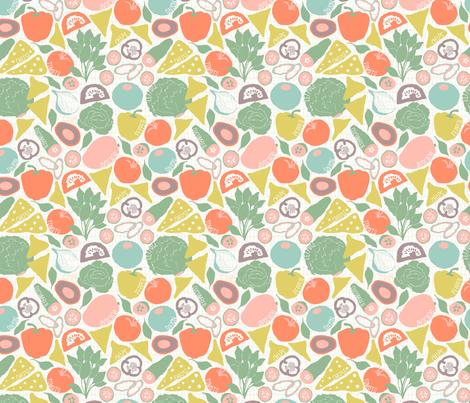 Swedish Tacos fabric by helena_nilsson on Spoonflower - custom fabric