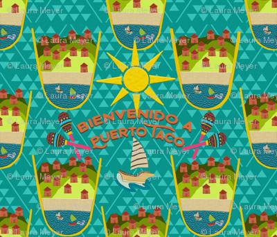 Bienvenido a Puerto Taco