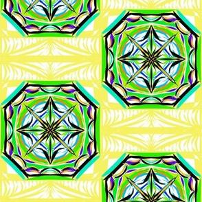 Summer Beach Terrace Tiles