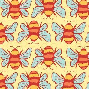 Summertime Swarm