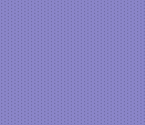 lavender with purple polka dots fabric by elaphus_house on Spoonflower - custom fabric