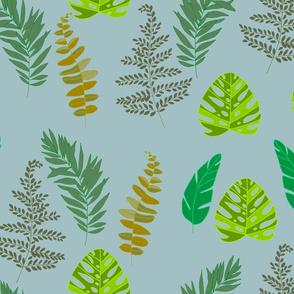 leaf central