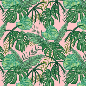 tropical-greens