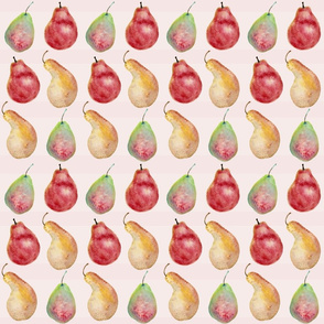 Pink Pears