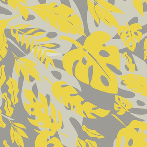 tropical golden grey