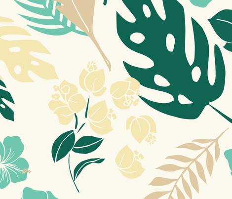 maracaibo colorway2-01 fabric by ninenineteen on Spoonflower - custom fabric