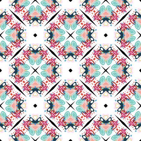 Muster 145 fabric by meissa on Spoonflower - custom fabric