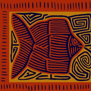 Kuna Pescado Orange