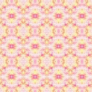 Mirrored Pastel Petals
