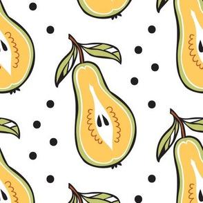 Retro Pears