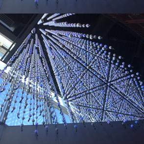 Metal Aquarium