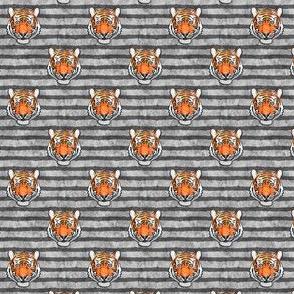 "(3/4"" scale) tiger - grey stripes C18BS"