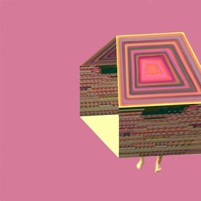 Pink Virtual House Large