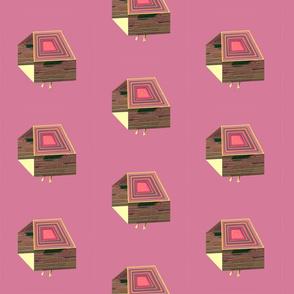 Pink Virtual House Small