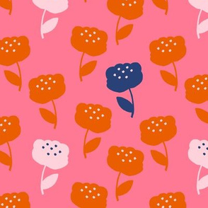 Peony - Single Flower - Pink