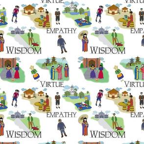 Virtue-Empathy-Wisdom
