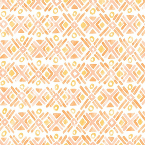 Sonoran Stripe - Desert Peach