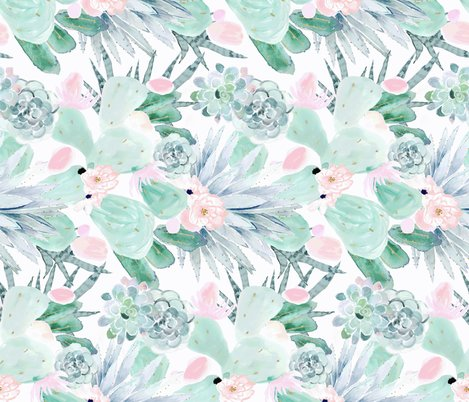 Rpretty-cactus-floral-succulents-pastel_white-rotate_shop_preview