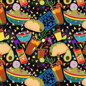 Muy Caliente Tacos and Michaladas