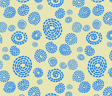 Spiral Pattern. 02 fabric by maryartdecor&design on Spoonflower - custom fabric