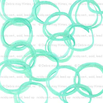 Going around in circles - Aqua