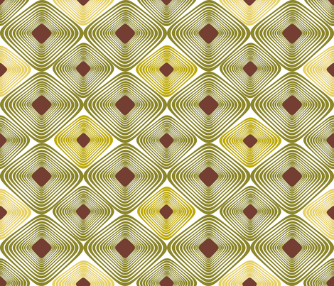 Avacado dip fabric by abstracthands on Spoonflower - custom fabric