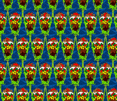 ultimate tacos fabric by glimmericks on Spoonflower - custom fabric
