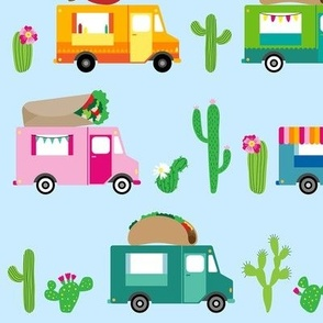 Mexican Food Trucks
