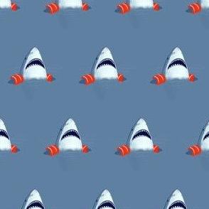 Shark Floaties