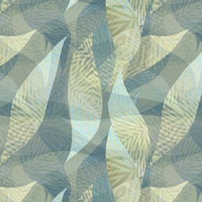 leaves-cyan-tan