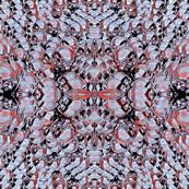 Red Snakeskin