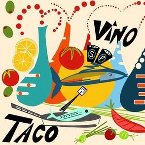 Taco Vino Fiesta sewindigo