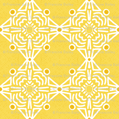 Diamond Do- Fab Yellow