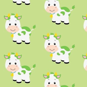 Green Cows