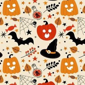 Halloween Candy And Cutie Pumpkins