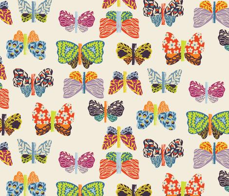 Synesthesia-19 fabric by enariyoshi on Spoonflower - custom fabric