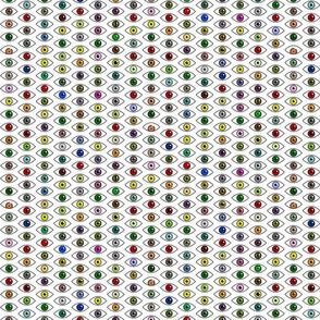 Visual Eyes (against white)