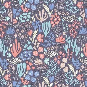 Coral pattern - hero