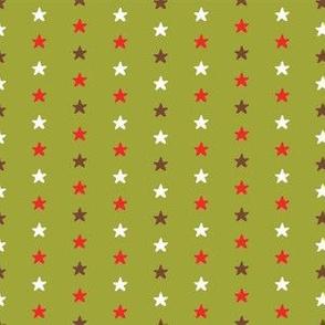 Tiny Christmas Stars