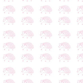 Pink Hedgie