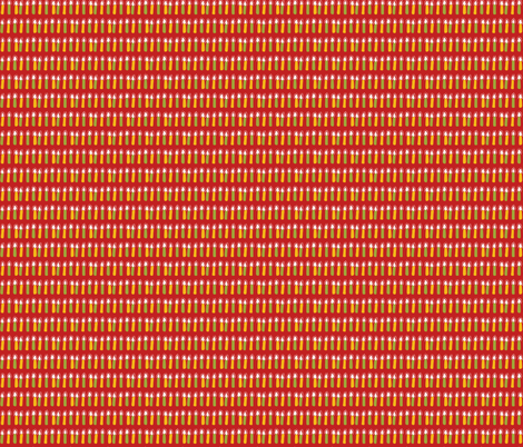 Light a Candle Design fabric by limolida on Spoonflower - custom fabric
