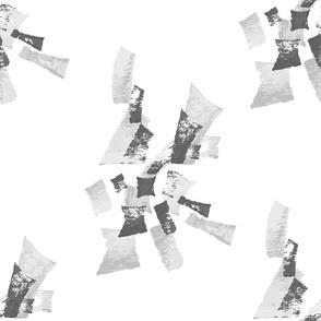 Movement - gray on white