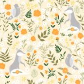 Marigold Meadow- yellow