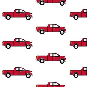 pickup LG7 - red