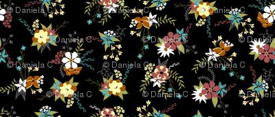 victorian moderne floral - zing